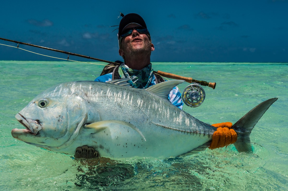 St. Brandon's Atoll Giant Trevally